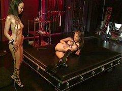 Bondage fetish lust