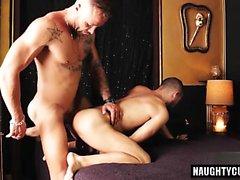 Big dick gay spanking ve cumshot