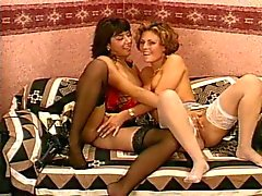 British mature lesbians in stockings