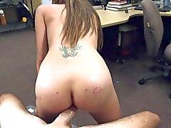 Amateur girl showing super sex action
