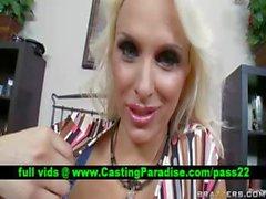 Holly Halston stunning busty pornstar