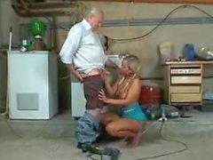 Grampa has a stroke