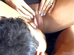 charlie has hot outdoor fucking filmed in close up