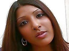Indian Desi Babe Destiny Deville...