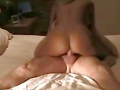 Busty Amateur Babe Homemade Anal...