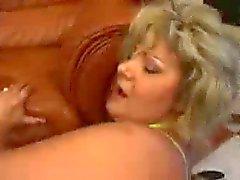 Busty Mature Slut loves Anal