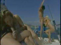 GroupFuck on Boat