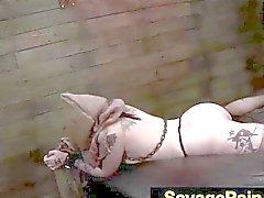 BDSM Fun with Jynx Hollywood Mena Li Lexy