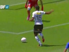 Colo Colo 2 - U de Chile 0