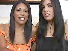 Latina Cassandra Cruz vs mexicana Lorena Sánchez