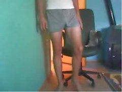 Гетеро Guys ноги на веб # 189