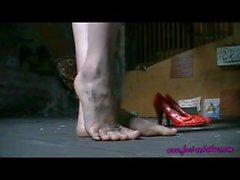 Anna - Dirty Feet in the Old Attic