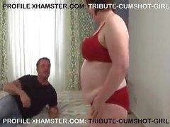 sexy bbw mature fucking big ass anal.