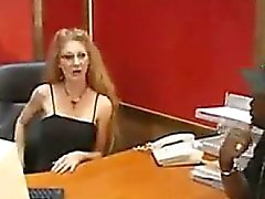 Mature Slut Fucked By A Black Cock