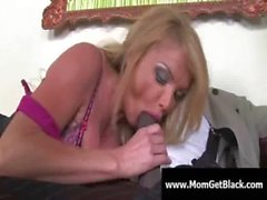 Milf going black - Busty moms fucked by huge black cock 27