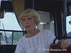fuck in a public bus