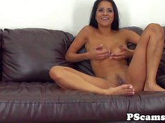 Real webcam show with Abby Lee Brazil