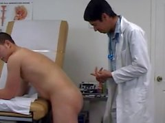 Gay boys doctor clips I took my finger out