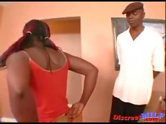 Mommy Banged by Black Man