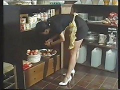 Andrea Molnar Kitchen quickie win Jon