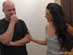 Alexa Tomas takes two BBCs Cuckold Sessions