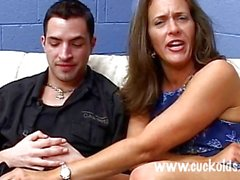 Slut Wife Charlie Loves Cheating On Her Husband
