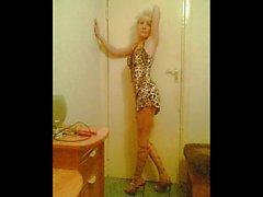 wife blonde russian