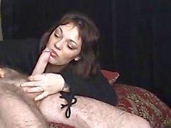 Lawty Smoking and sucking cumshot