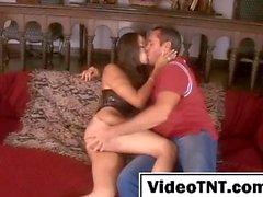 Cum In Face Cumshot Sexy High Heels Girl Couple Erotic Blowjob Cock Sucker