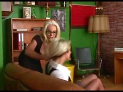 Tasha Marley tied by co-worker