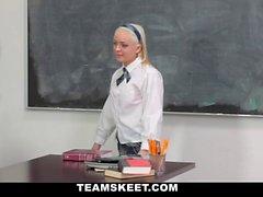 Werden die Lehrer-Assistent