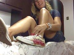 BARE FOOT & Alaine