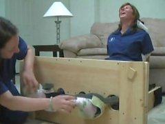 doctor tickled