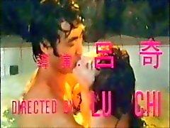 Китайских Волосатые подмышек 03