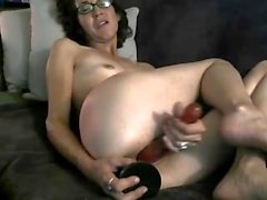 webcam Extreme Anal Insertion and Gape