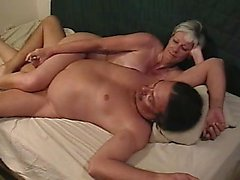 Jamie pounds Nymphomaniac Marie's collected shave snatch! #