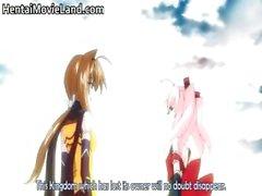 Vasca sessuale Quadri anime con i ninja eccitati Haruka part5