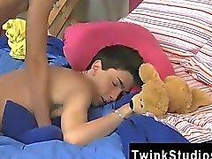 Homosexuell Video dieser Burschen sind herrlich und