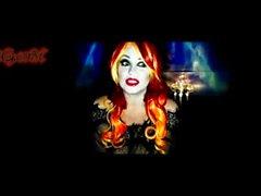vampire femme fetale huge tits live cam show arch Samantha38g part 1
