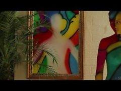 Malena Morganin sekä Elle Alexandran - seksivideoita Art - Seksivideot taidetta
