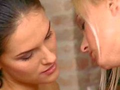 Sandra Sanchez and Demi More in HOT threesome