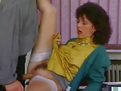 Mature Secretary Gets Fucked