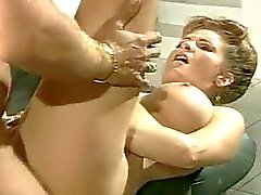 Seductive Wench Anna Malle Gets A Warm Amount Of Jock Fluid In Her Mouth