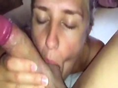 English woman is kinky anal sex and enjoys butt licking