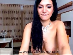 Sasha Grey solo twat toying see her rub her hot slit