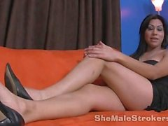 Shemale Patricia from Mexico