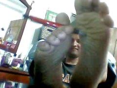 Heterosexuales metros on webcam # 311