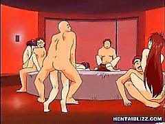 Futa hentai hot wetpussy fucking and squirting cum