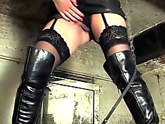 English prodomme clamping pathetic subject