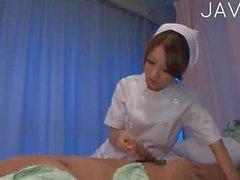 Sexy d'infirmière Agréable un patient